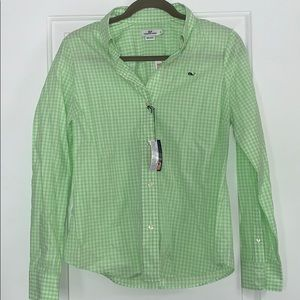 Vineyard Vines Button-Down Shirt